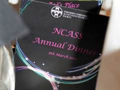 NCASS Dinner 2013  8 Mar 2013