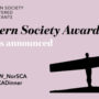 Finalists for Northern Society Awards 2018 announced