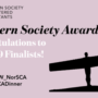 Finalists for 2019 Northern Society Awards announced