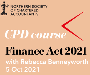 Finance Act with Rebecca Benneyworth